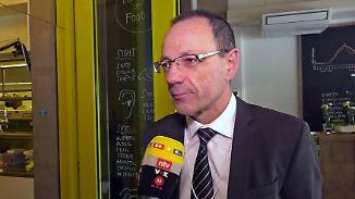 """Lino Guzzella erklärt Blockchain: """"Anwendungsbereiche sind gewaltig groß"""""""
