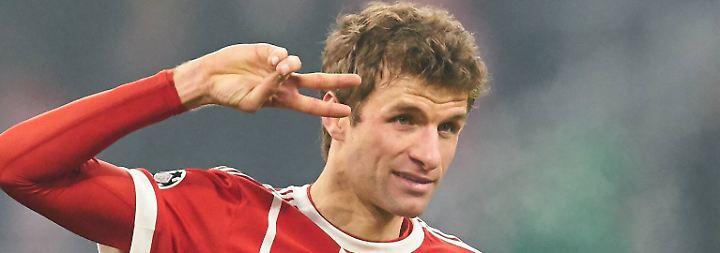 """Das ist eben Müller - er kann's."""