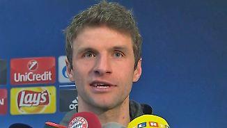 """""""Trainer wird uns weiterhin in Arsch treten"""": Nach CL-Kantersieg herrscht bei Bayern lockere Stimmung"""