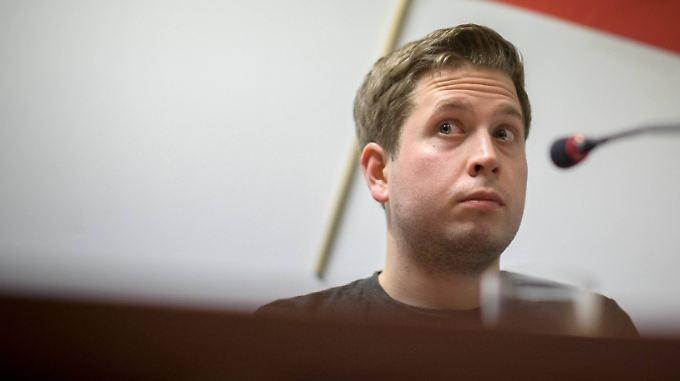 Wirbt auf seiner Deutschland-Tour gegen eine neue Große Koalition: Juso-Chef Kühnert.