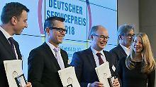 Gewinner in 13 Kategorien: Deutscher Service-Preis 2018 verliehen