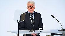 Der Sport-Tag: Rauball hört 2019 als DFL-Präsident auf