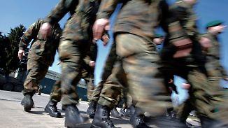 Gewaltmärsche bis zum Zusammenbruch: Bundeswehr-Kaserne in Pfullendorf erlebt neuen Skandal