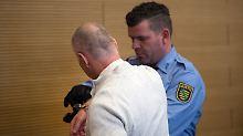 """""""Morgen ist Schlachttag"""": Ex-Polizist zu lebenslanger Haft verurteilt"""