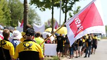 In fünf Bundesländern: Verdi ruft Post-Mitarbeiter zu Warnstreik auf