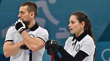 Russischer Doping-Fall bestätigt: Sportgericht schließt Curler von Olympia aus