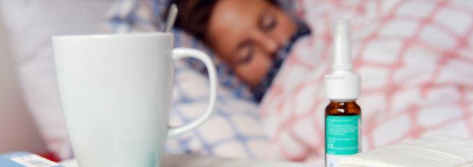 Schwerpunkt in Süden und Osten: Grippewelle erreicht neuen Höhepunkt