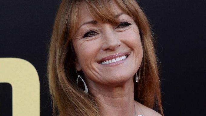 """Jane Seymour zeigt sich alterslos im """"Playboy""""."""