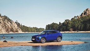 Kompakt-SUV mit eigenem Look: Jaguar schickt E-Pace auf Kundenfang