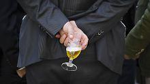 Vor allem frühe Formen: Alkoholkonsum erhöht das Demenzrisiko