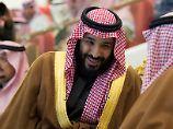 Kronprinz Mohammed bin Salman will die Wirtschaft seines Landes umbauen.