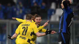 Europaliga-Dusel in Bergamo: Der BVB mutiert zu Fortuna Dortmund