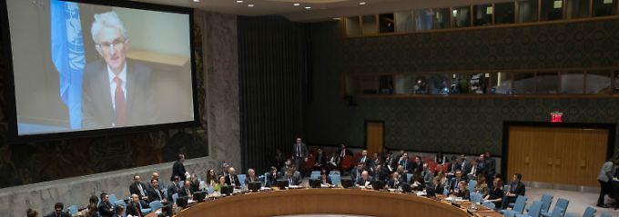 Keine Einigung im Sicherheitsrat: Berlin attackiert Moskau für Syrien-Politik