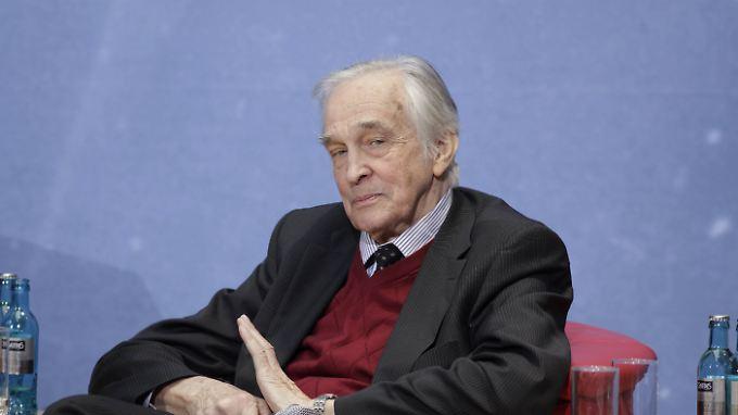 Falin prägte maßgeblich die Entspannungspolitik mit.