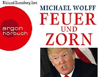 Das Hörbuch ist bei Argon erschienen und liefert 13 Stunden spannende politische Unterhaltung.