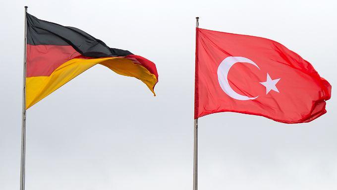 Die Inhaftierungen deutscher Staatsbürger in der Türkei belasten die Beziehungen beider Länder schwer.