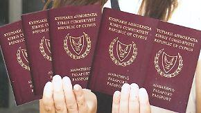 EU-Reisefreiheit gegen Immobilienkauf: Russische Investoren sichern sich zyprische Staatsbürgerschaft