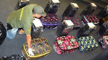 Schmuggelroute nach Russland: 400 Kilo Kokain in Botschaft gefunden