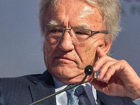 Horst Teltschik beriet lange Kanzler Kohl und war ein Architekt der deutschen Wiedervereinigung. Von 1999 bis 2008 war er zudem Chef der Münchner Sicherheitskonferenz.