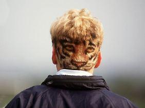 Effenberg lässt den Tiger raus.