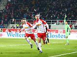 Dresden beendet Bielefeld-Serie: Jahn Regensburg schockt Fortuna