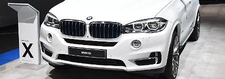 Erneut falsche Abgas-Software: BMW will Modelle vertauscht haben