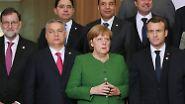 Zankapfel Flüchtlingspolitik: Staatschefs feilschen um EU-Finanzen