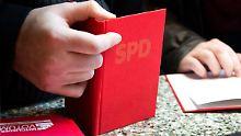 """""""Wenn sie das nicht schaffen"""": Warum eine 85-Jährige in die SPD eintrat"""