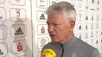 """DEB-Präsident Reindl zum Finalspiel: """"Die Russen sind natürlich überlegen"""""""