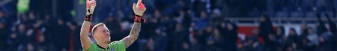 Der Sport-Tag: 17:29 Fauxpas in der 2. Liga: Keeper trinkt - Gegner trifft