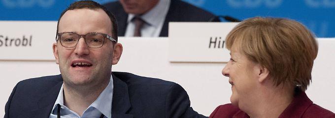 Merkel nominiert Kritiker: Spahn soll Gesundheitsminister werden