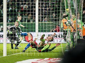 Bitterer hätte der Lucky Punch in Bremen für den HSV nicht sein können.