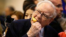 "Investor in der Luxus-Zwickmühle: Milliardengewinn ""frustriert"" Warren Buffett"
