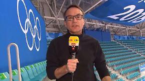 """Wüstemann zieht Olympia-Bilanz: """"Südkorea ist einfach keine Wintersportnation"""""""