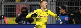 Ein Reus-Tor und Schweigen: Dortmund verpasst Befreiungsschlag