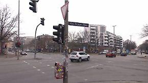 """""""Schützen Messstationen statt Menschen"""": Hamburg bekämpft Autoabgase nur halbherzig"""