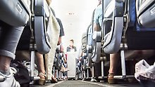 """""""Ist ein Arzt im Flugzeug?"""": Mehr medizinische Notfälle über den Wolken"""