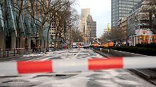 Bei dem Unfall in Berlin war ein 69-Jähriger getötet worden.