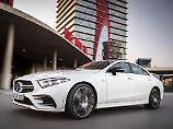 Der Mercedes-AMG CLS 53 ist vorerst die stärkste Ausbaustufe.