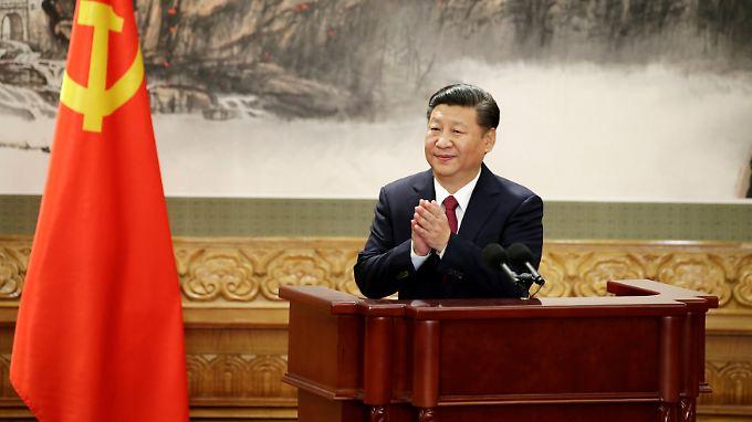 Machtzuwachs für Xi Jinping.