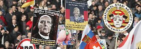 Möglicher AfD-Partner in Zitaten: Gestatten, Pegida