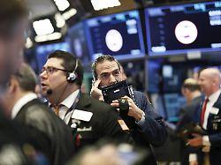 Warten auf das Bilanz-Gewitter: US-Börsen kommen kaum vom Fleck