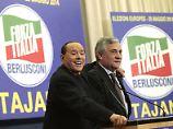 """""""Er zählt schrecklich viel"""": Tajani wechselt bei Wahlsieg nach Italien"""