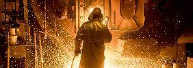 US-Strafzölle auf Stahlimporte: Trump entsetzt Firmen und Partnerländer