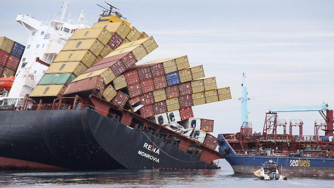 Wird das auf den WTO-Regeln beruhende Welthandelssystem gestört, droht Deutschland eine  Wirtschaftskrise.