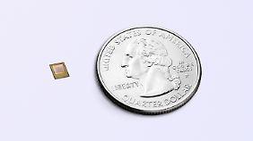 Grundlage für Infineons 3D-Gesichtserkennung ist ein neuer Sensor.