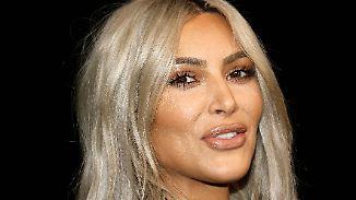 Promi-News des Tages: Kim Kardashian legt Stars und Sternchen rein