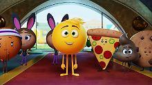"""Emoji – Der Film"" räumt ab: Hollywood vergibt Goldene Himbeeren"