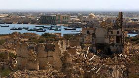 Die Insel Suakin ist Teil der gleichnamigen Stadt am Roten Meer. Der Sudan will der Türkei das Hafengelände für militärische Zwecke überlassen.