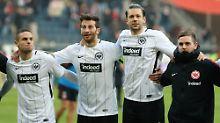 Multi-Kulti-Truppe vom Main: Eintracht Frankfurt übt sich im Tiefstapeln